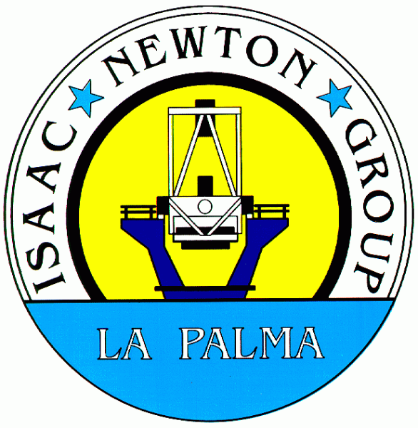 Logo Isaac Newton Group
